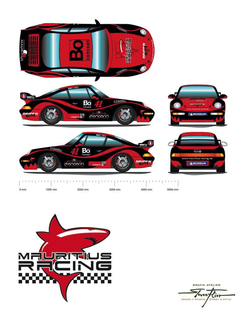 Design, Virtual Tuning, MB Vito, Transporter, Illustration, Vector, Vektor, Steven Flier, Moto Cross, Enduro