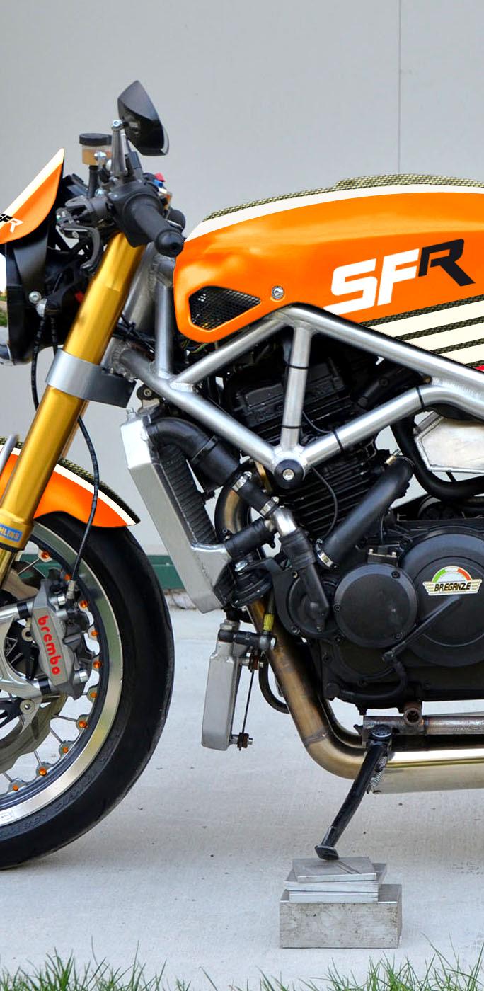Virtual Tuning, Design, Vespa, Roller & MotorradBox Stuttgart, Steven Flier