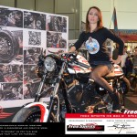 The »Speedo« at the Motor Bike Expo 2013 in Verona