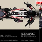 This is a view of my »Virtual Design« and not the real bike. The reference for »Hups« from www.american-bikes.it.