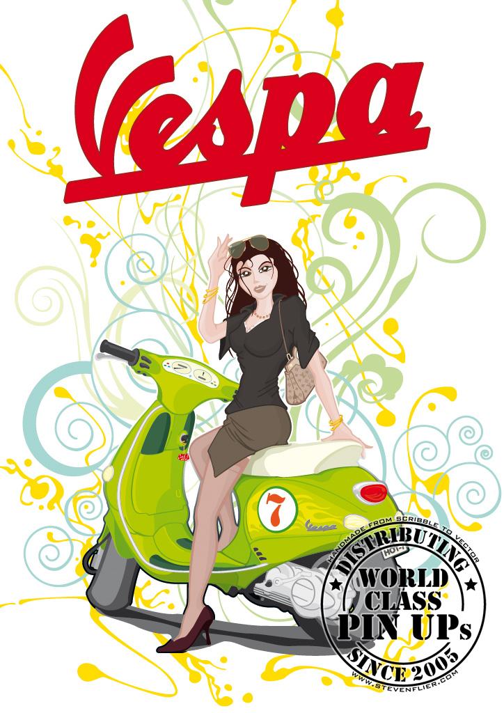 Vespagirls – Roller & MotorradBox Stuttgart