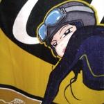 PinUp CR&S VUN Girl - Thiel Motorsport - T-Shirt