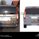 Design GasGas Enduro-Team Transporter - MB Vito