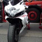 Details of the Boso San »Kanatli Qir Att«- Suzuki K7