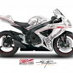First design study of the Boso San »Kanatli Qir Att«- Suzuki K7 ...
