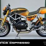 Breganze SF 750 R - »Orange Espresso«