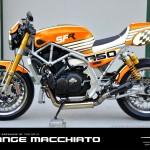 Breganze SF 750 R - »Orange Macchiato«