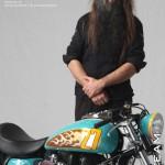 The team of the themebike »27th Bikerfest Lignano Sabbiadoro«: Marcello Fontana - development & engineering - Virtual Tuning