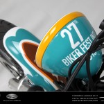 Themebike »27th Bikerfest Lignano Sabbiadoro«, Triumph America by Free Spirits