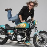 The team of the themebike »27th Bikerfest Lignano Sabbiadoro«: Steven - Virtual Tuning