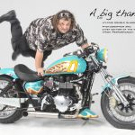 All pictures taken by Horst Rösler. Chief editor of »High Performance«. Thanx a lot!