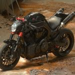 Boso San Blackbull - Extremumbau - Basis Yamaha MT 01