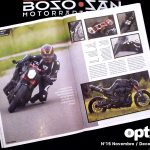 Boso San Blackbull - Option Moto Frankreich