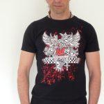 Limbächer T-Shirt - Front - LLC Custom - Label - Four Jacks