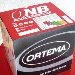 ORTEMA ONB Neck Brace - Package Design