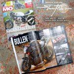 Boso San Blackbull - Motorrad Magazin MO - Nr. 7 2012