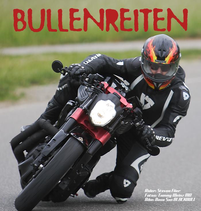 Bullenreiten – Fahrbericht Black Bull