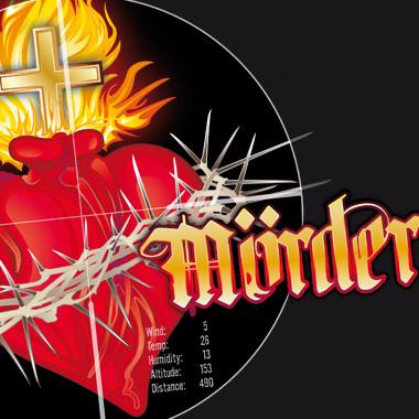 Clemens Gleich – Gottes Mörder – Buch Illustration
