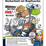 Vector Illustration safety-poster for the German INOUTIC GmhH
