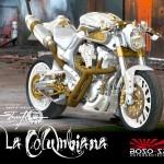 La Columbiana - Boso San Motorradtechnik - Virtual Tuning by Steven Flier