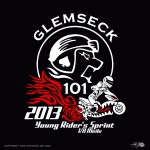 Label for the »101-Young-Rider's-Sprint« at the »Glemseck 101« - www.glemseck101.de