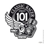 Label for the new»101-Classic-Racer-Sprint« at the »Glemseck 101« - www.glemseck101.de