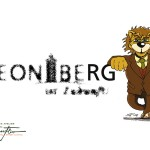 Leon - the lion of the City of Leonberg
