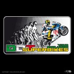 Logo for an italian motorcycle dealer - DDT-Superbikes
