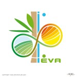 Logo or a german renewable energies company - EvA