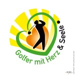 A charity Golf-Logo for Stefan Kunz. Promoter of the famous »Stuttgarter Golfdays« - www.stuttgarter-golftage.de