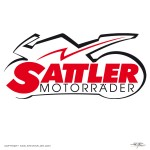 Logo drawn 1998 - Still in Fashion - Motorrad Sattler