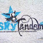Graffiti-Style - Logo Skytandem.de