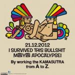 Post Maya Apokalypse Motif - Steven Flier