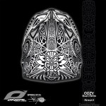 O'Neal Airtech 2 Oozy - Maori Design by Steven Flier - Design Study and Development