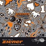 ZIENER Seamless Pattern - ORTEMA Sport Protection Design