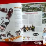 ZIENER - ORTEMA Sport Protector - Design by Steven Flier