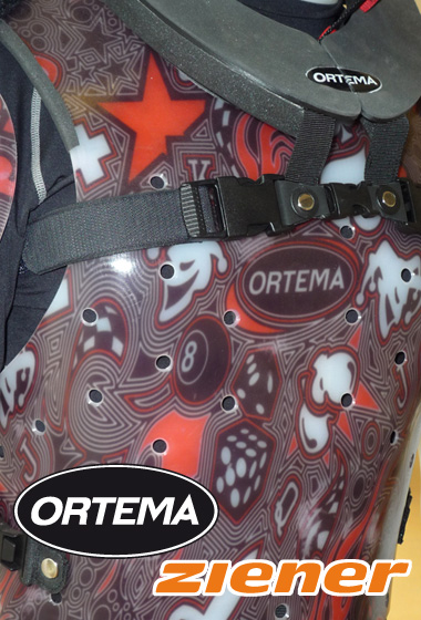 ORTEMA Sport-Protection Design