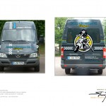 Roller & MotorradBox Stuttgart MB Sprinter Design