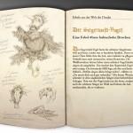 Illustration Fabulous Beast - Ugly Bird - MRD Brochure