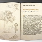 Illustration Fabulous Beast - Pfeifer - MRD Brochure