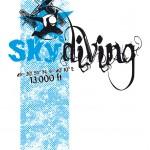 Illustration Skydiving Skytandem.de