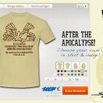 T-Shirt Maya Apokalypse - Steven Flier