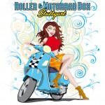 Roller & MotorradBox Vespa Design