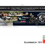 Glemseck 101 Banner for Motor Bike Expo 2014 - Design Steven Flier