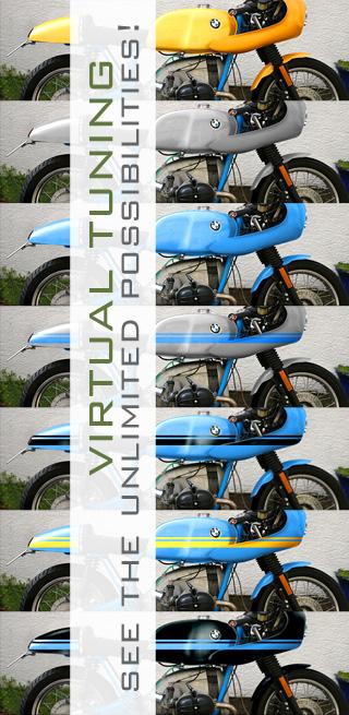 »Virtual Tuning« – Unbegrenzten Möglichkeiten / Unlimited Possibilities