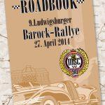 Roadbook - 9. Ludwigsburger Barock-Rallye