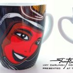 RITZENHOFF »My Darling« Cafe Racer PinUp Design - Facebook-Teaser