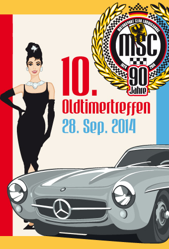 Holly Golightly & 10. Oldtimertreffen