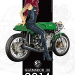 Official - Glemseck 101 PinUp - 2014 - Limited Artwork-Edition