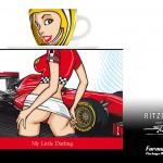 RITZENHOFF »My Little Darling« - Formular 1- PinUp Design by Steven Flier - Full View Package